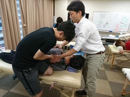 大阪,整体セミナー,基礎訓練