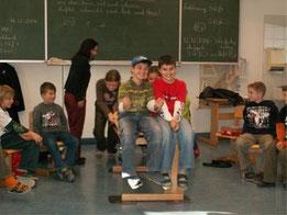 Verkehrserziehung in der Klasse