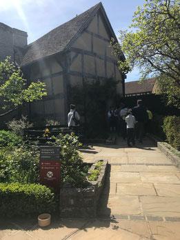 Shakespeares Geburtshaus - Museum