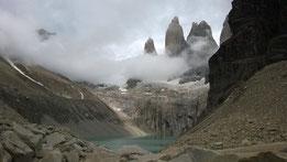 Neujahr an den Torres del Paine