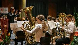 Die Musiker wollen von dem Geld zwei Klarinetten und drei Altsaxofone anschaffen.Foto: Achim Gückel (Archiv)