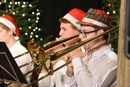 Weihnachtszauber im Forum (Foto: B. Thebes)