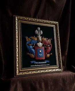 Фамильный герб заказать