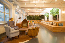 Top 5 coworking spaces in Berlin