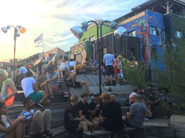 Top 5 beer gardens in Friedrichshain