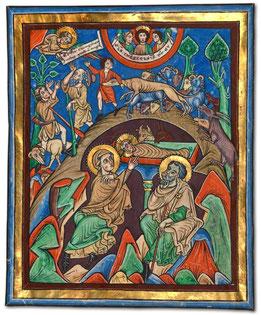 Évangéliaire de Spire, vers 1220