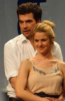 SdL Fanday 2013: Moritz Tittel and Lucy Scherer