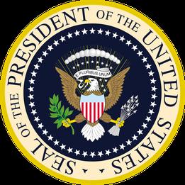 Sceau du Président des Etats-Unis