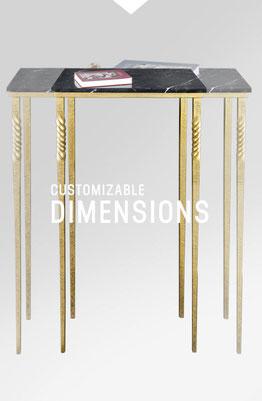 Dimensions modulables Mobilier De Style