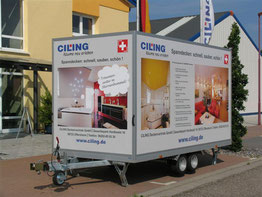 CMA: Ciling Mobile Ausstellung!
