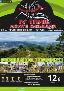 Trail Monte Caballar