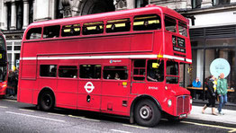 Bus in England