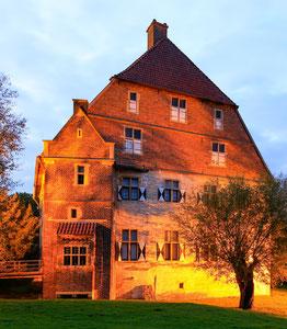 Kolvenburg Billerbeck Baumberge Urlaub im Münsterland