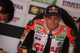 Stefan Bradl in der MotoGP für LCR Honda
