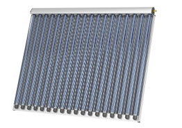 Zonnecollector heatpipes