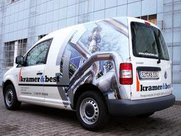 Sprinter Bekelbung Firmenwagen