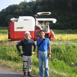 産地を訪問し米づくりへの思いや栽培環境を学びます