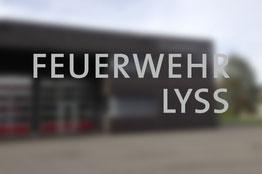 Logodesign fundstück Lyss