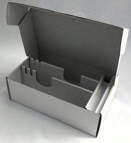 Stanzverpackung, individuelle Verpackungslösung, Wellpappe