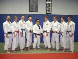 Groupe sport-études 2008