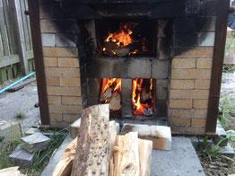 Holzbrandofen Speedy