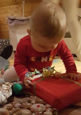 Baby erstes Weihnachten Geschenk,