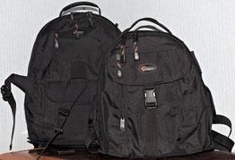 Lowepro рюкзаки фото
