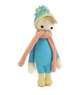 Кукла Winter серии lalylala. Подарок любимому человеку. Доставка по всей Украине.
