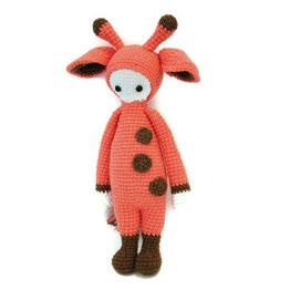 Подарок, интерьерная игрушка кукла Жираф Джина. Доставка по всей Украине.