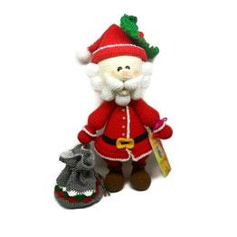 Санта Клаус, игрушка ручной работы, новый год подарок киев