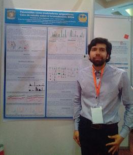 Flavonoides como moduladores epigenéticos: Caso de estudio sobre el bromodominio BRD4. M en C. Fernando Prieto.