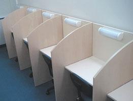 他校の自習室