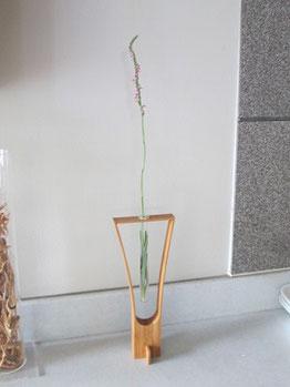 TEORI テオリ 竹 一輪挿し HOLLOW ホロウ 花瓶 インテリア小物 おしゃれ雑貨 栃木県家具 東京デザインセンター