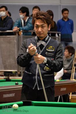 栗林達(JPBA) Toru Kuribayashi