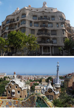 Running Guide, City Guide, Run My City, run to discover, run to explore, Barcelona, Antoni Gaudi, Art, Architecture, Park Guell