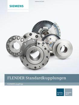 FLENDER Standardkupplungen FLENDER couplings Katalog MD 10.1 © Siemens AG 2018, Alle Rechte vorbehalten