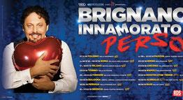 Colonna sonora nuovo spettacolo Enirco Brignano