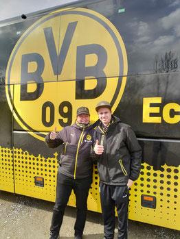 Borussia Dortmund - Vfb Stuttgart am 09. März 2019