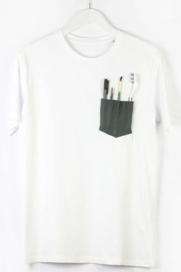 THE DESIGNER'S SHIRT organic cotton
