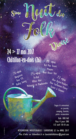 Nuit du folk 17