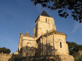 Église Saint-Savinien