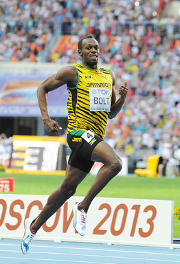 Usain Bolt,Leichtathlet,Sprinter,Jamaika