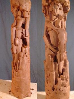 Modell Totem - Vinceng Givogre