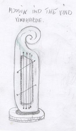 Wind-Harfe - Hendrik Sigensgaard