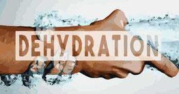 El verano y la deshidratación