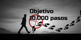 Objetivo 10,000 pasos