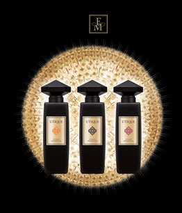 UTIQUE Parfüm Parfum Luxus Eleganz eleganter Duft Nischenduft hohe Konzentration Düftoel Qualität