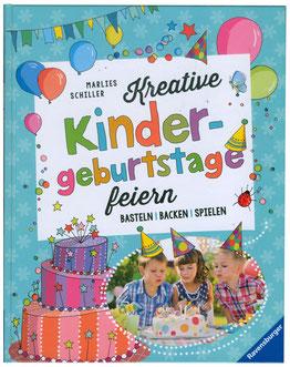 Heike Herold, Ravensburger, Illustration, Vignetten, Geburtstag, Marlies Schiller, Kindergeburtstage