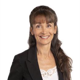Marie-Louise Tardif, députée Laviolette-St-Maurice. Soutien financier du programme de soutien à l'action bénévole