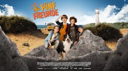 Fünf Freunde Page